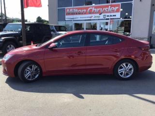 Used 2019 Hyundai Elantra Preferred for sale in Milton, ON