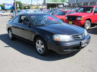 Used 2003 Acura CL 3.2 for sale in Vancouver, BC