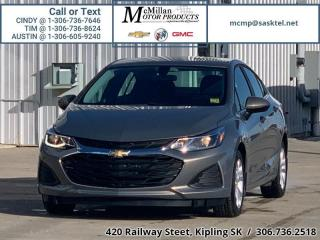 Used 2019 Chevrolet Cruze LT   1.4L I4,LT PACKAGE,HEATED SEATS,REAR CAM,REMO for sale in Kipling, SK