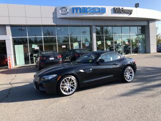 Used 2010 BMW Z4 sDrive35i GORGEOUS BC CAR MUST BE SEEN for sale in Surrey, BC