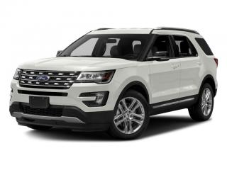Used 2017 Ford Explorer 4WD 4dr XLT for sale in Mississauga, ON