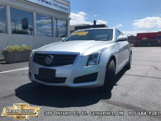 Used 2014 Cadillac ATS RWD for sale in St Catharines, ON