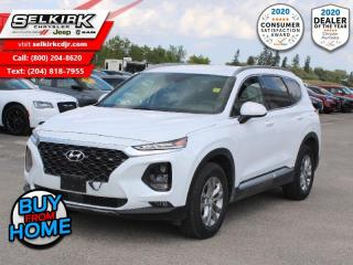 Used 2019 Hyundai Santa Fe 2.4L Essential w/Safety Package AWD - $182 B/W for sale in Selkirk, MB