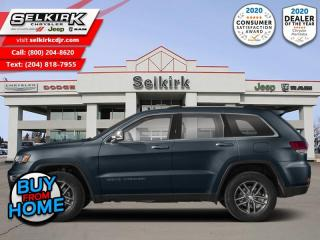 Used 2019 Jeep Grand Cherokee Limited - Leather Seats - $276 B/W for sale in Selkirk, MB