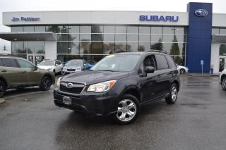 Used 2015 Subaru Forester 2.5i - 99000KM for sale in Port Coquitlam, BC