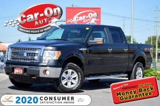 Used 2013 Ford F-150 XLT XTR 5.0L 4X4 REAR CAM TOW PKG LOADED for sale in Ottawa, ON