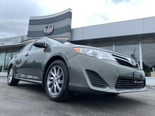 Used 2012 Toyota Camry LE 2.5L 4CYL AUTO POWER GROUP A/C 132KM for sale in Langley, BC
