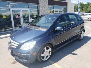 Used 2008 Mercedes-Benz B-Class Turbo for sale in Trenton, ON