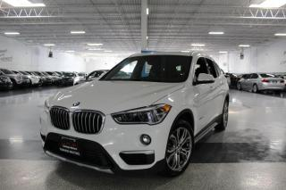 Used 2016 BMW X1 xDRIVE 28i I NO ACCIDENTS I NAVIGATION I PANOROOF I REAR CAM for sale in Mississauga, ON