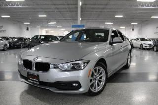 Used 2017 BMW 3 Series 320i xDRIVE 28i NO ACCIDENTS I REAR CAM I PARKING SENS I BT for sale in Mississauga, ON