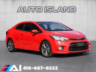 Used 2015 Kia Forte Koup KOUP EX AUTOMATIC**ALLOYS**BACK UP CAMERA** for sale in North York, ON