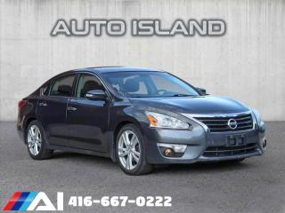 Used 2013 Nissan Altima 4DR SDN V6 CVT 3.5 for sale in North York, ON