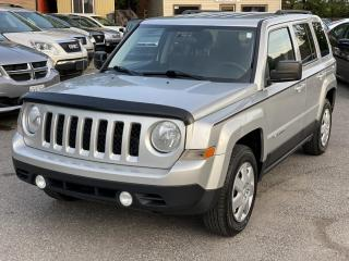 Used 2013 Jeep Patriot FWD 4DR for sale in Scarborough, ON