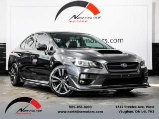 Used 2017 Subaru WRX Sport-Tech|6-Speed Manual|Camera|Sunroof|Harman Kardon for sale in Vaughan, ON