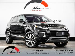 Used 2017 Land Rover Evoque HSE|Navigation|360 Camera|Lane Keep|Blindspot|Pano Roof for sale in Vaughan, ON