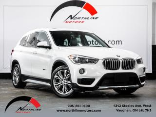 Used 2016 BMW X1 xDrive28i Backup Camera Pano Roof Heated Leather Keyless for sale in Vaughan, ON