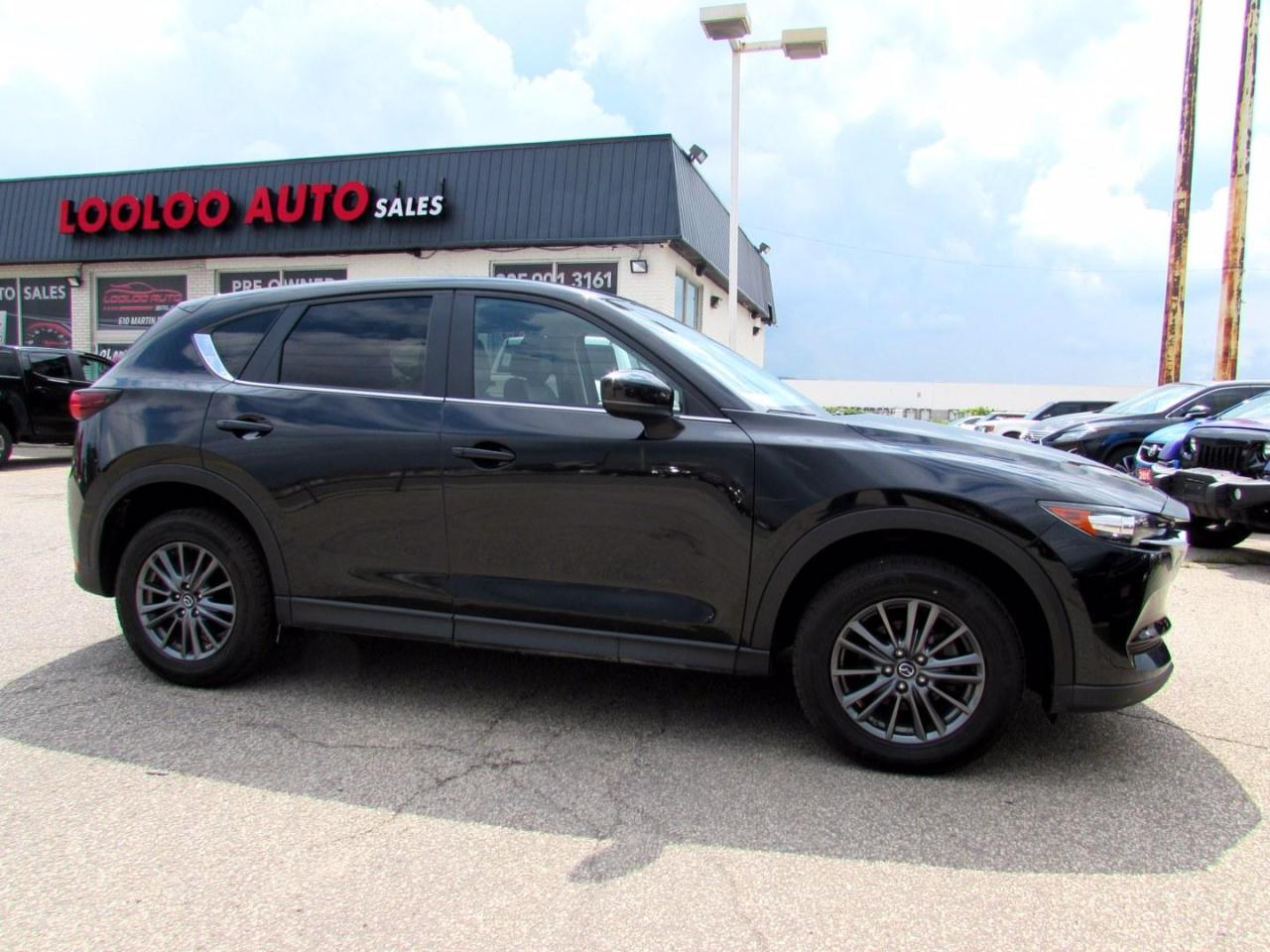 used 2019 mazda cx-5 touring awd camera leather bluetooth certified for sale in milton, ontario carpages.ca