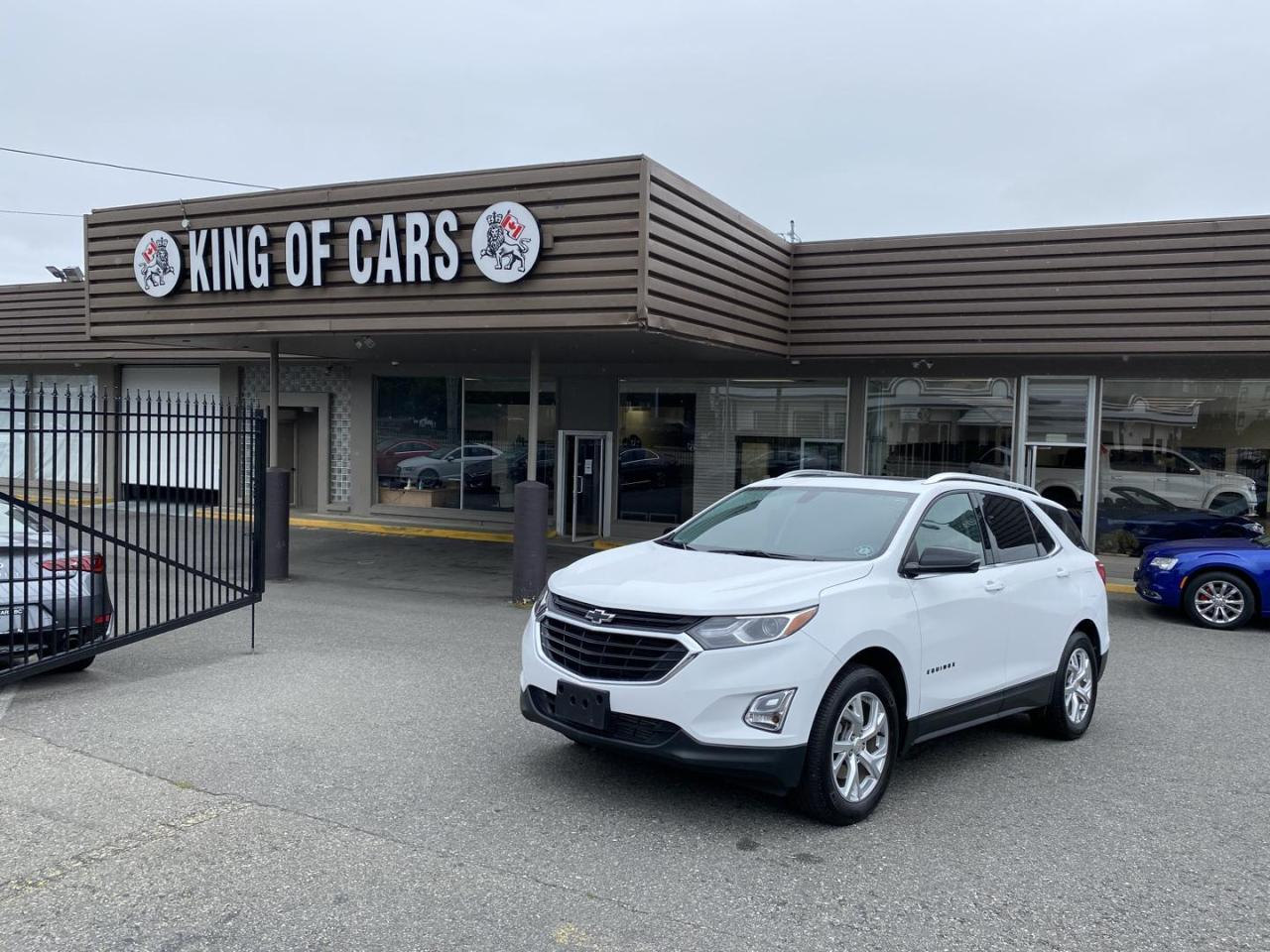 used 2018 chevrolet equinox lt awd for sale in langley, british columbia carpages.ca