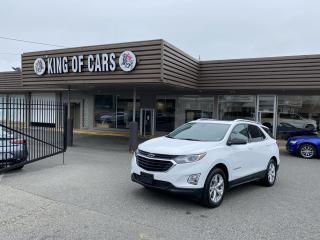 Used 2018 Chevrolet Equinox LT AWD for sale in Langley, BC