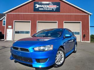 Used 2011 Mitsubishi LANC SE SE 2011 Mitsubishi Lancer SE No Accidents! for sale in Dunnville, ON