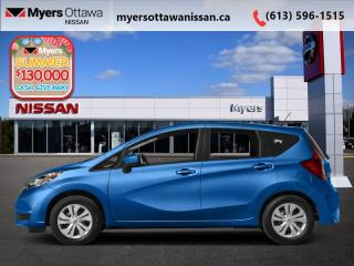 Used 2017 Nissan Versa Note SV  - Bluetooth -  Heated Seats - $92 B/W for sale in Ottawa, ON