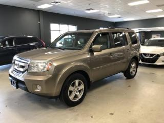 Used 2009 Honda Pilot EX-L W/DVD*BACK-UP CAMERA*7-PASSENGER*CERTIFIED* for sale in North York, ON