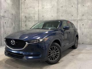Used 2018 Mazda CX-5 GS AWD CUIR  * TOIT OUVRANT * CAMERA * BLUETOOTH * for sale in St-Nicolas, QC