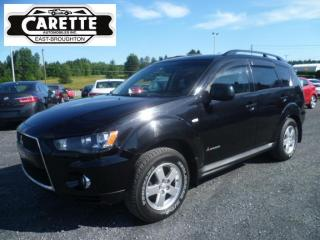 Used 2010 Mitsubishi Outlander AWD for sale in East broughton, QC