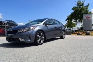 Used 2017 Kia Forte SX for sale in Coquitlam, BC