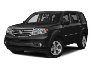 New 2015 Honda Pilot EX-L RES 4WD for sale in Woodstock, ON