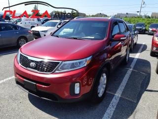 Used 2014 Kia Sorento FWD 4DR V6 AUTO LX for sale in Beauport, QC