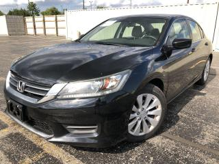 Used 2015 Honda Accord LX 2WD for sale in Cayuga, ON