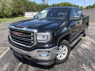Used 2017 GMC Sierra 1500 SLE Crew 4X4 for sale in Cayuga, ON