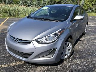 Used 2015 Hyundai Elantra GL 2WD for sale in Cayuga, ON