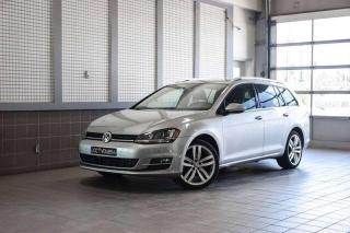 Used 2016 Volkswagen Golf Sportwagen Highline for sale in Lasalle, QC