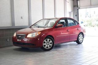 Used 2010 Hyundai Elantra GL for sale in Lasalle, QC
