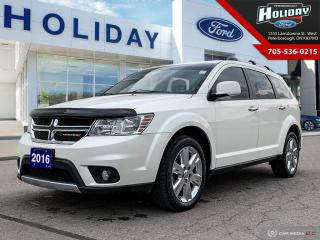 Used 2016 Dodge Journey R/T for sale in Peterborough, ON