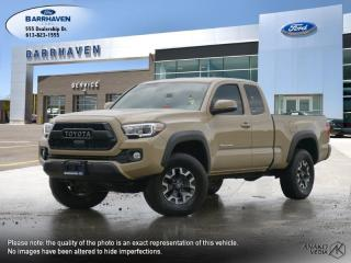 Used 2018 Toyota Tacoma SR5 for sale in Ottawa, ON