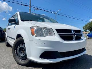 Used 2016 Dodge Grand Caravan Ensemble Valeur plus familiale 4 portes for sale in Drummondville, QC