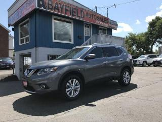 Used 2015 Nissan Rogue SV AWD **7 Passenger/Navigation/Pano Roof** for sale in Barrie, ON