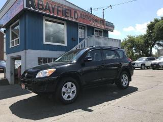 Used 2012 Toyota RAV4 4WD **Bluetooth** for sale in Barrie, ON