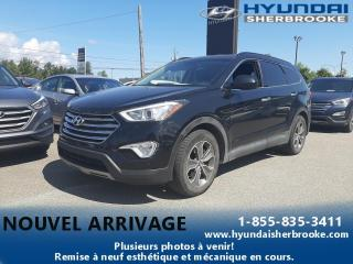 Used 2016 Hyundai Santa Fe XL PREMIUM 7 PLACES+V6 3.3+AWD+CAMERA for sale in Sherbrooke, QC