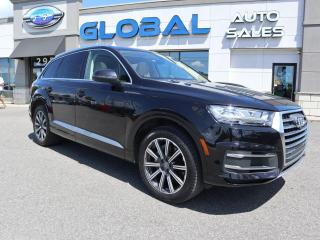 Used 2017 Audi Q7 Technik 3.0T Technik for sale in Ottawa, ON