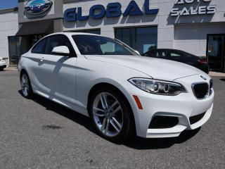 Used 2016 BMW 2 Series M-SPORT PKG. AWD 228i xDrive for sale in Ottawa, ON