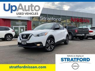 Used 2019 Nissan Kicks SV|ONLY 90KMS!  NOT A RENTAL! ACCIDENT FREE! for sale in Stratford, ON