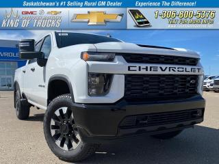 New 2020 Chevrolet Silverado 2500 HD Custom for sale in Rosetown, SK