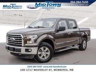 Used 2016 Ford F-150 XTR for sale in Winnipeg, MB