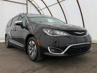 Used 2017 Chrysler Pacifica Hybrid Platinum THEATER GROUP, FULL SUNROOF, NAVIGATION, ALPINE AUDIO, SAFETY TEC GROUP for sale in Ottawa, ON