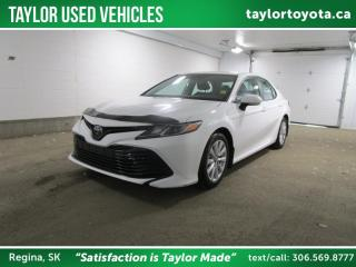 Used 2019 Toyota Camry LE for sale in Regina, SK