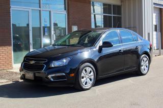Used 2015 Chevrolet Cruze 1LT LT - REVERSE CAM - BLUETOOTH for sale in Saskatoon, SK